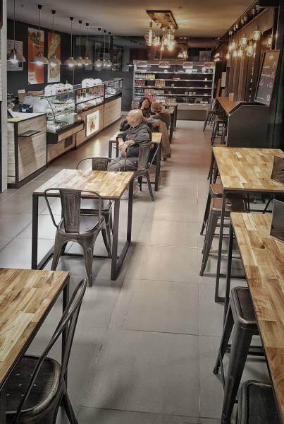 Fabricant de meubles bois et m tal bordeaux flowroomdesign - Mobilier industriel bordeaux ...